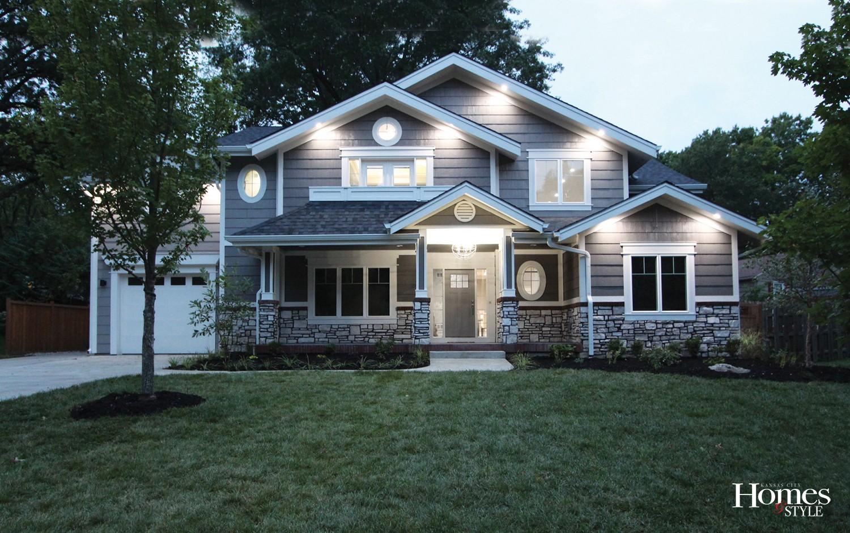 The New Prairie Village Kansas City Homes Amp Style