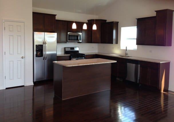 homes builders joliet, IL - Avanti Kitchen 4