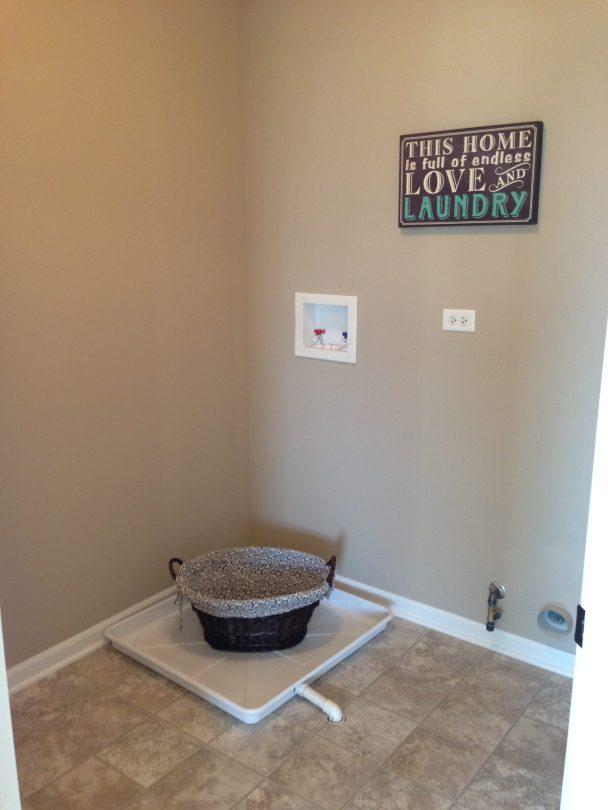 New Home Joliet, IL - Cambridge Laundry