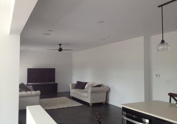 New Home Bristol Family Room