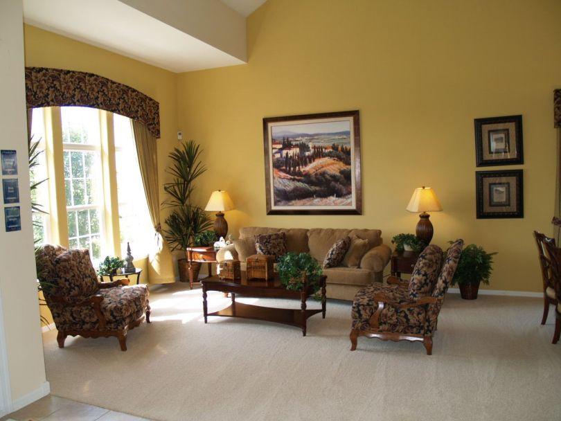 New Home Model Biltmore - Living Room