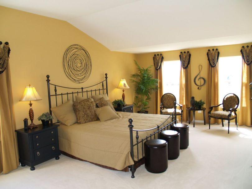 Home Model Alexandria - Master Bedroom