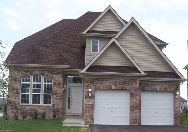 New Homes for Sale Joliet, IL - Biltmore Elev F - Exterior