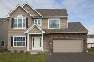 Joilet-Home-Builders-IL-Home-Model-Oakton
