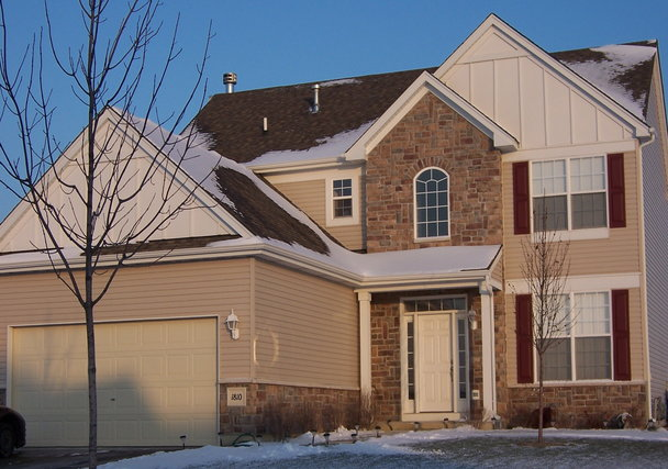 new home builders in Joliet, IL - Home Model Savanna