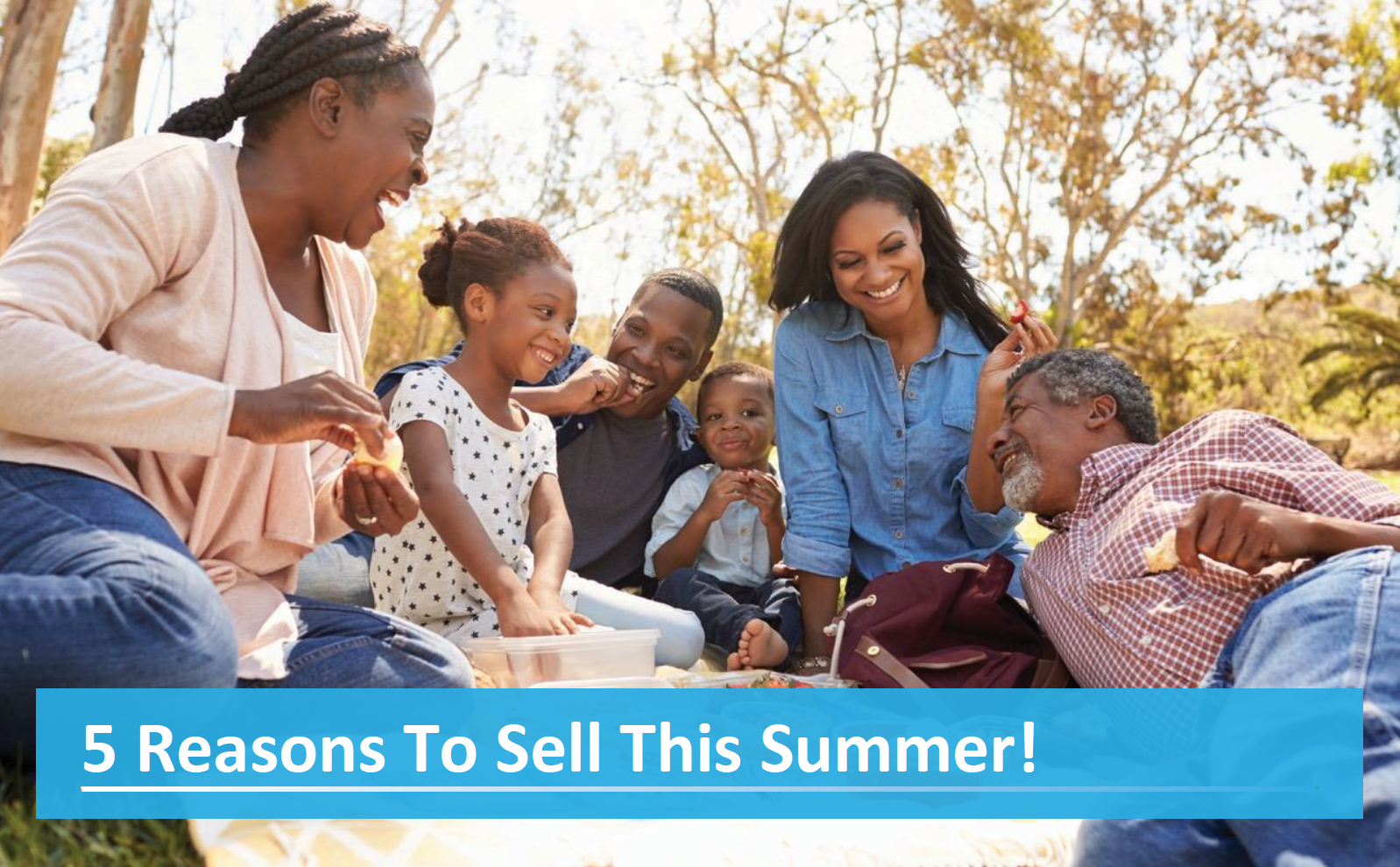 5 Good Reasons to Sell your Grand Rapids Home this Summer