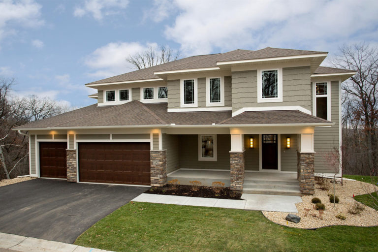 Custom Home Exteriors Custom Home Builders Amp New Home
