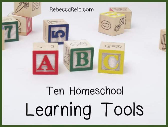 homeschool learning tools