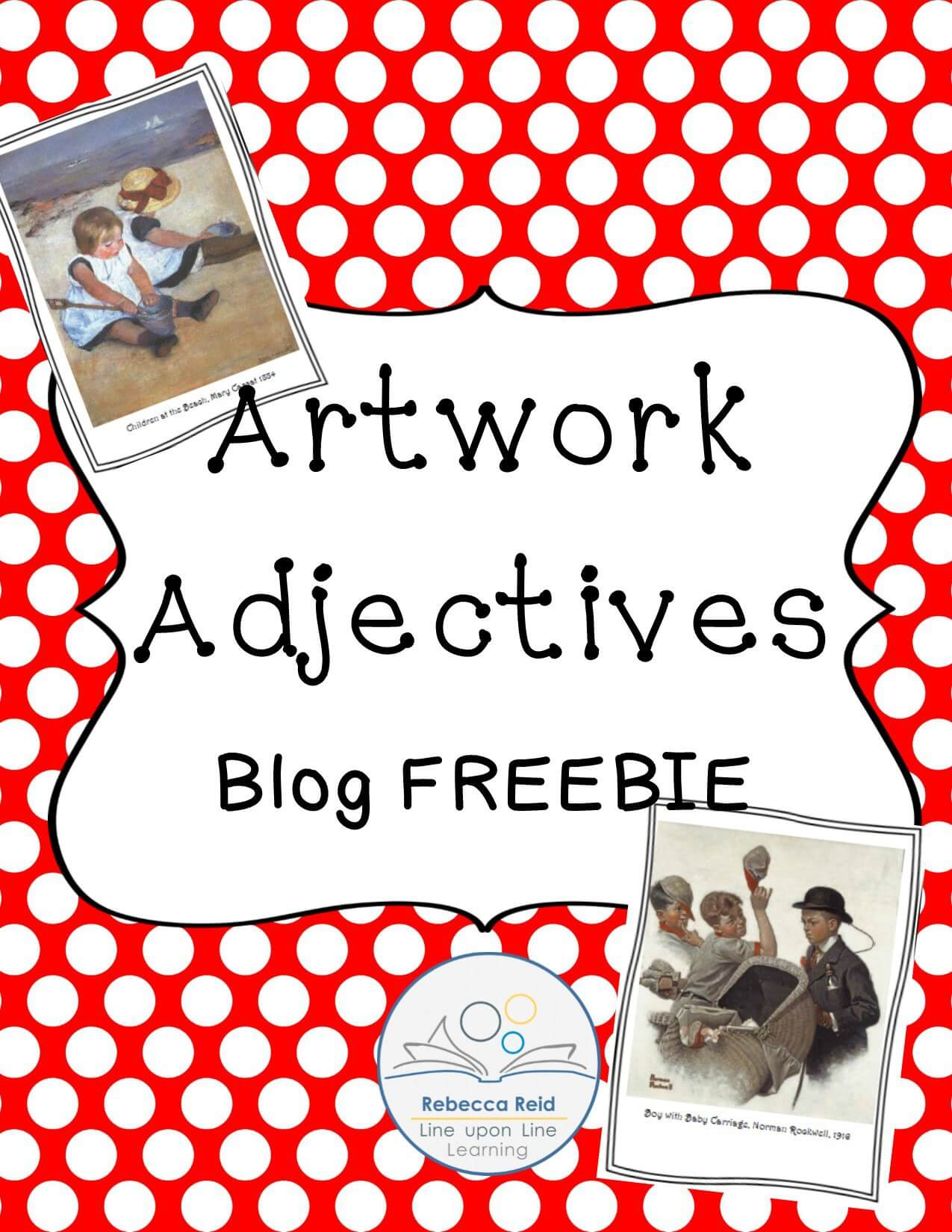 artwork adjectives-blog cover