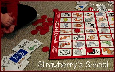strawberry school