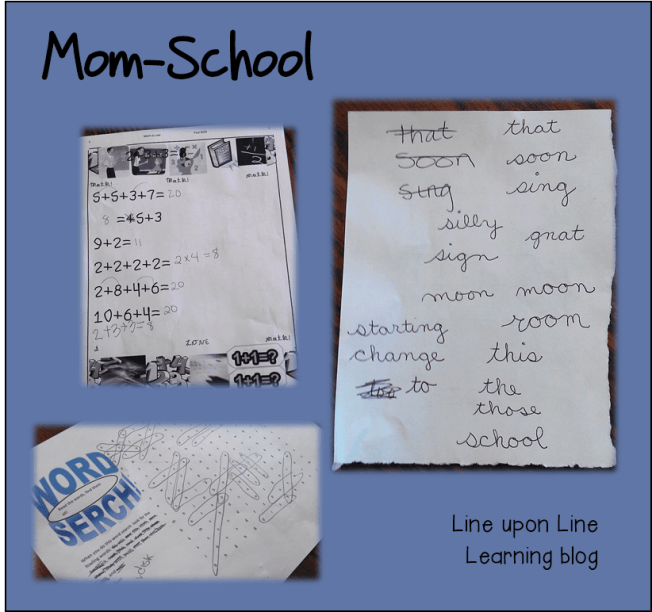 mom-school