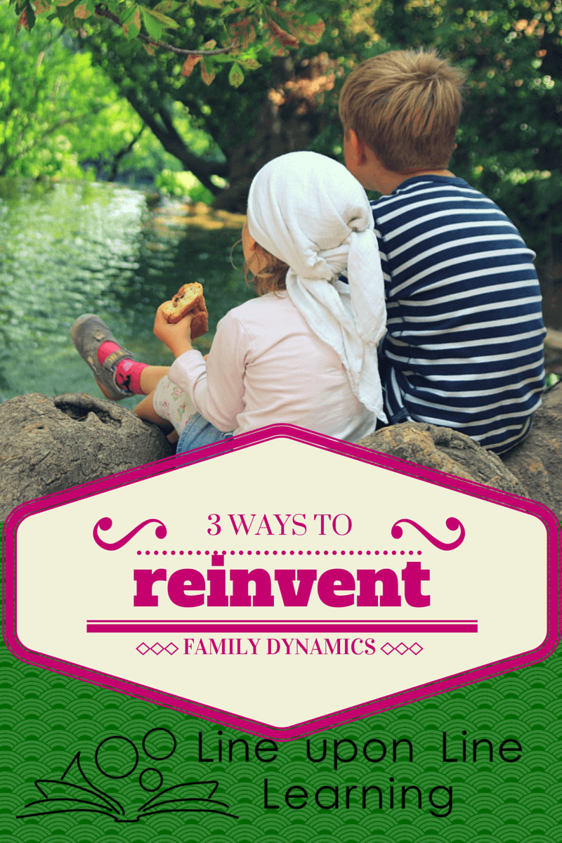 reinventing family