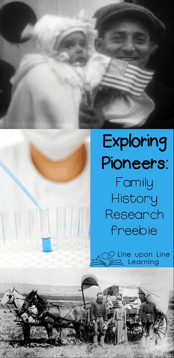 pioneers exploring