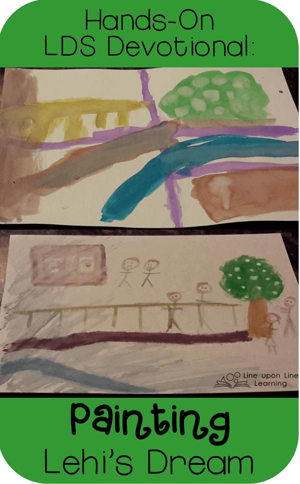 Painting Lehi's dream