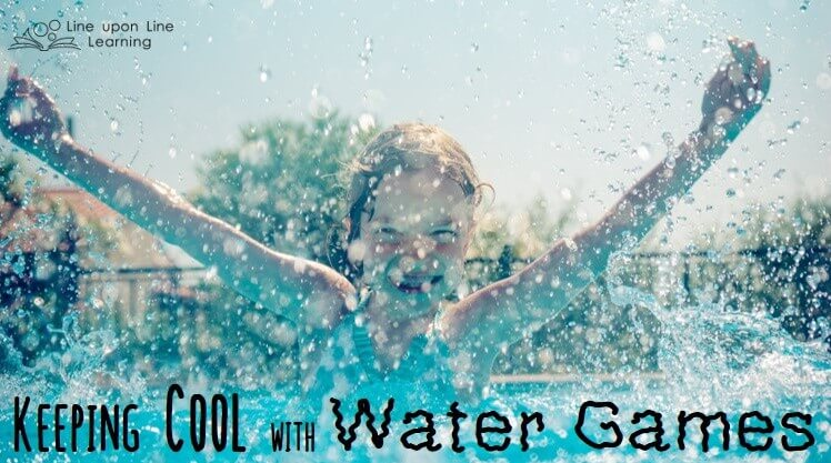 Have fun by playing these water games in the backyard or swimming pool to keep cool during the summer.