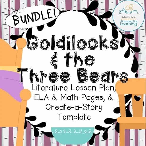 Goldilocks BUNDLE COVER