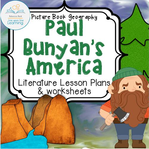 Paul Bunyan America COVER