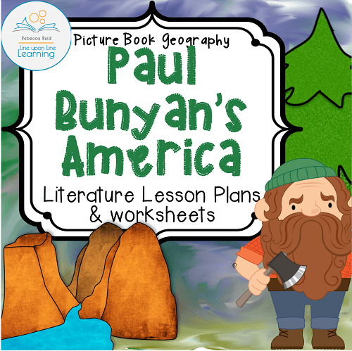 Paul Bunyan America COVER