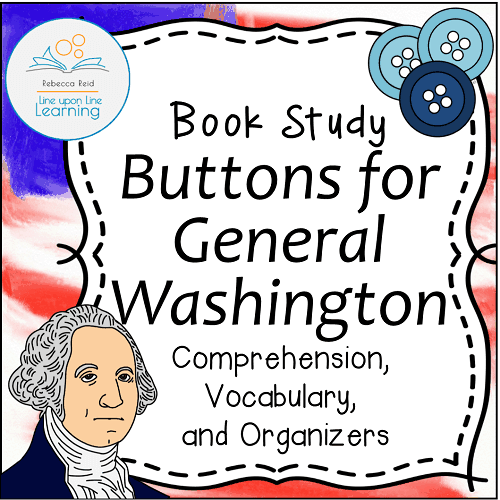 buttons for gen washington COVER