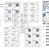 clouds and water cycle task cards DEMO