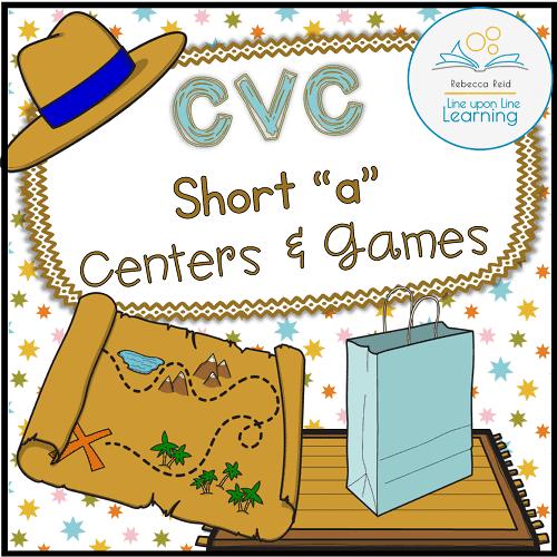 cvc short a COVER