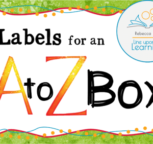 alphabet labels COVER