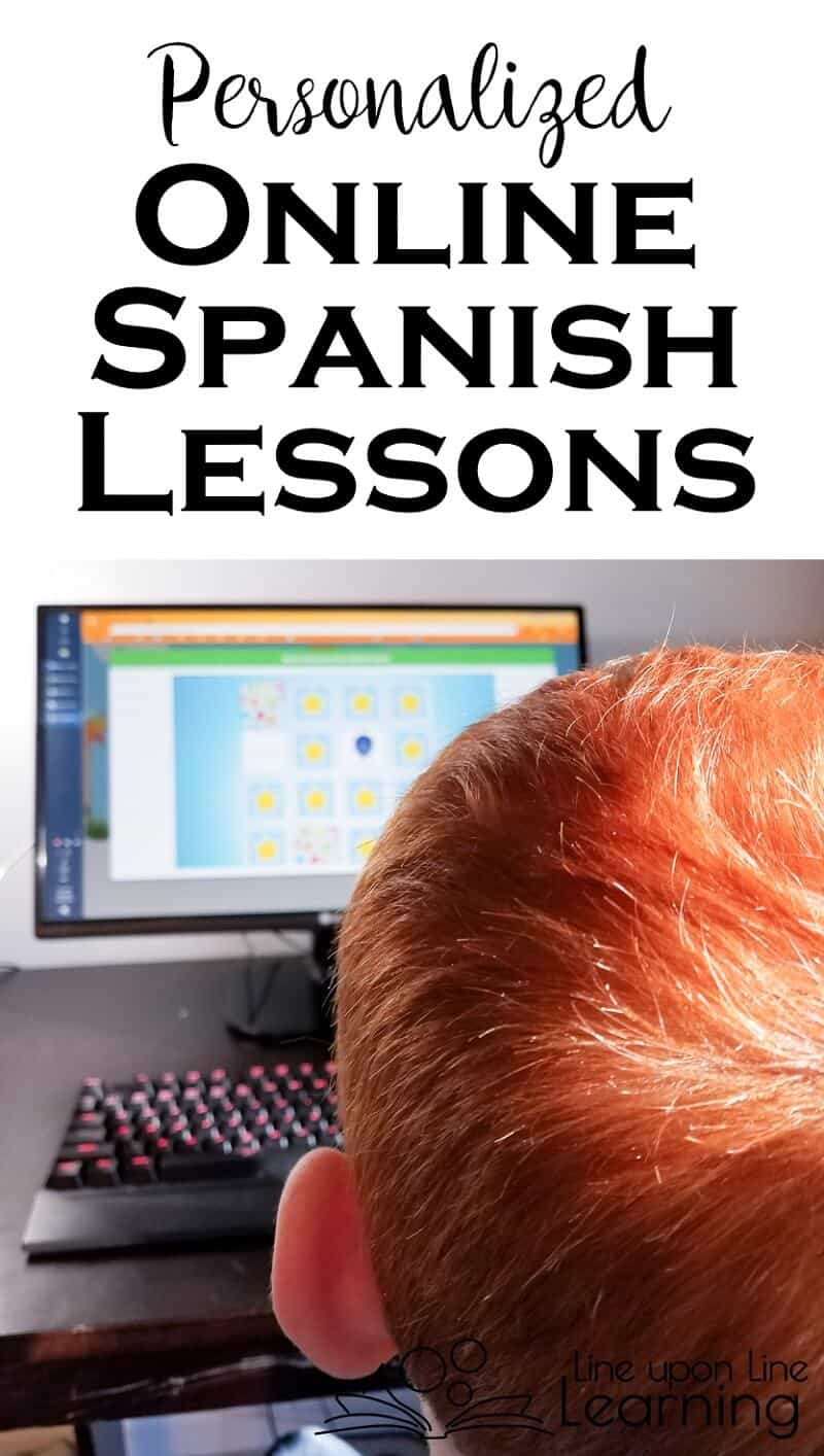 Doing one-on-one tutoring gave my son a personalized Spanish lesson with a fluent speaker. That's practice I could never give him myself!