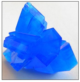Crystal Copper Sulfate Chalcanthite