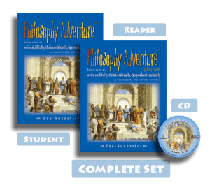 Philosophy Adventure Complete Set