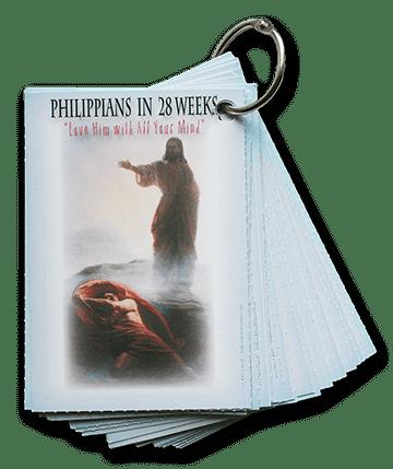 Philippians Memory Cards