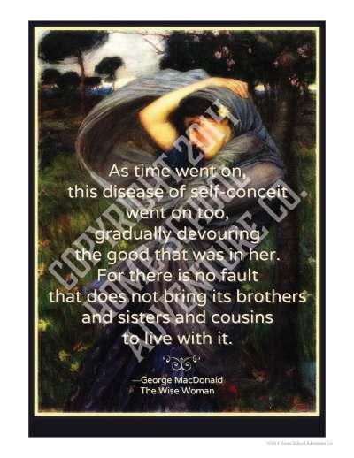 Wise Woman George MacDonald