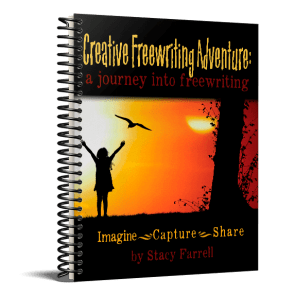 SAVE 25% on the digital edition of Creative Freewriting Adventure