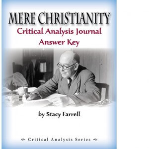 Mere Christianity Critical Analysis Journal Key