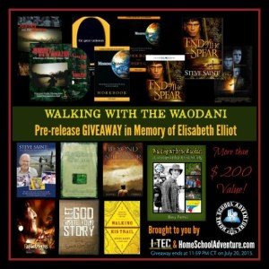 Elisabeth Elliot's Homecoming Giveaway