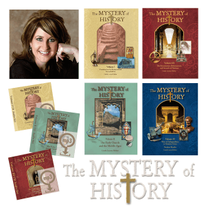 The Mystery of History Mega Bundle