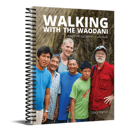 Walking with the Waodani