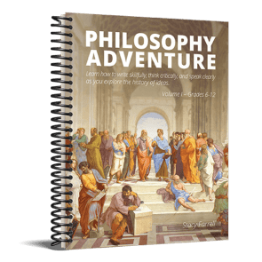 Philosophy Adventure Volume One - Complete Set