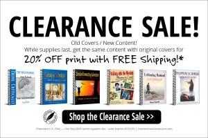 2020 Homeschool Adventure Clearance Sale