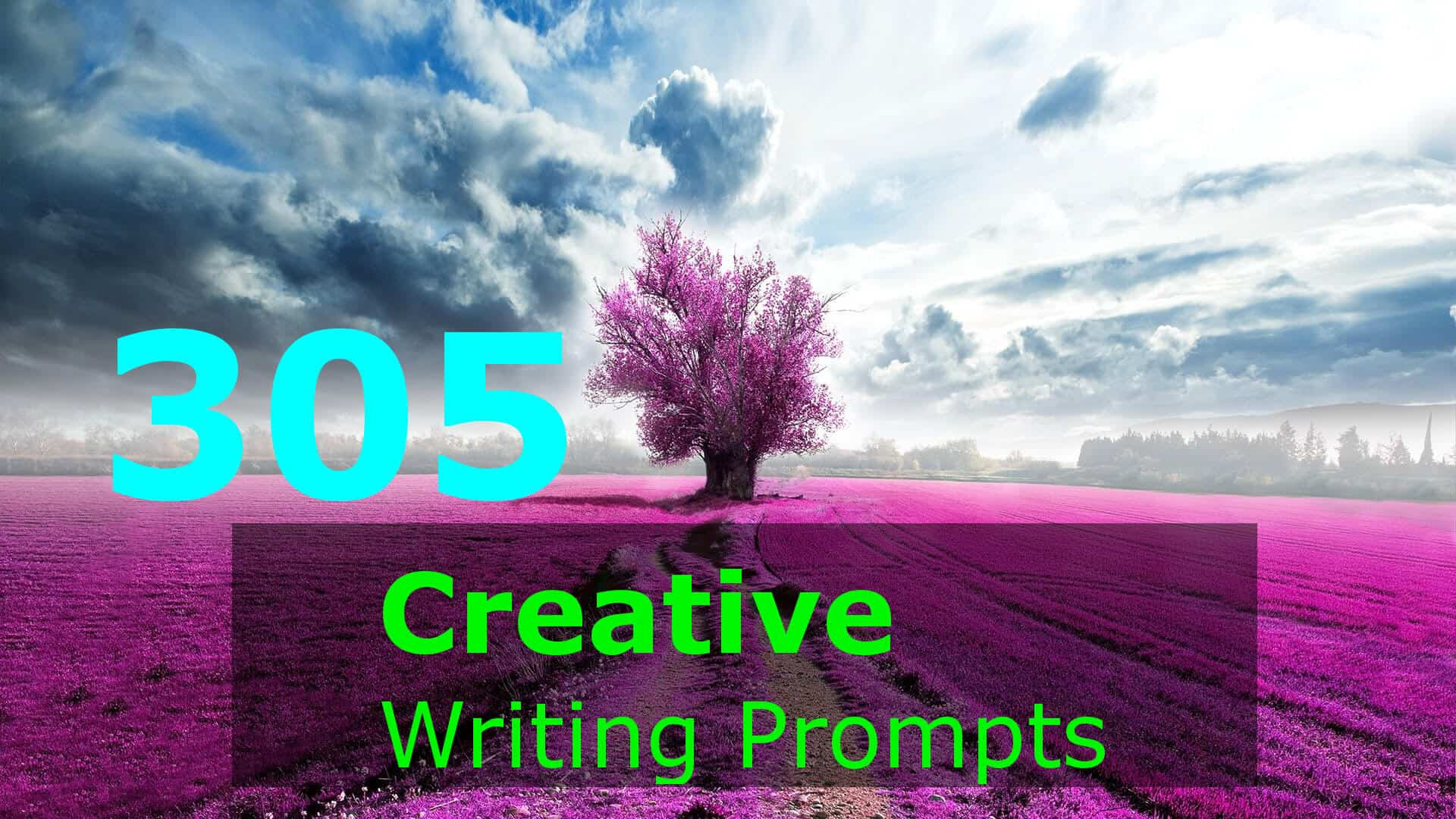 305 Creative Writing Prompts For Homeschoolers