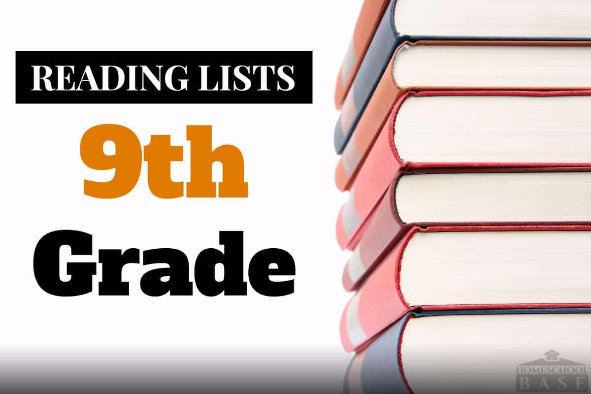 9th Grade Reading List