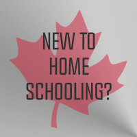 Information for people new to homeschooling in Canada