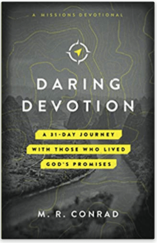 A Christian missions devotional book