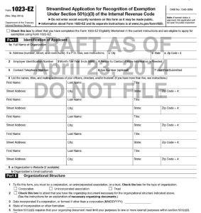 Form1023EZ