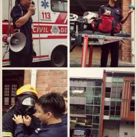 Picture This: Visit to Central Fire Station