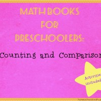 Math Books for Preschoolers: Counting and Comparison