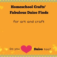 Fabulous Daiso Finds for Art and Craft