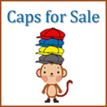 Caps for Sale from Homeschool Creations