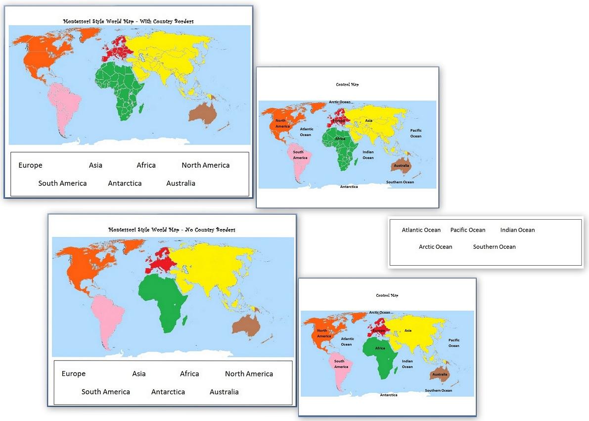 Freemontessoriworldgeographymap