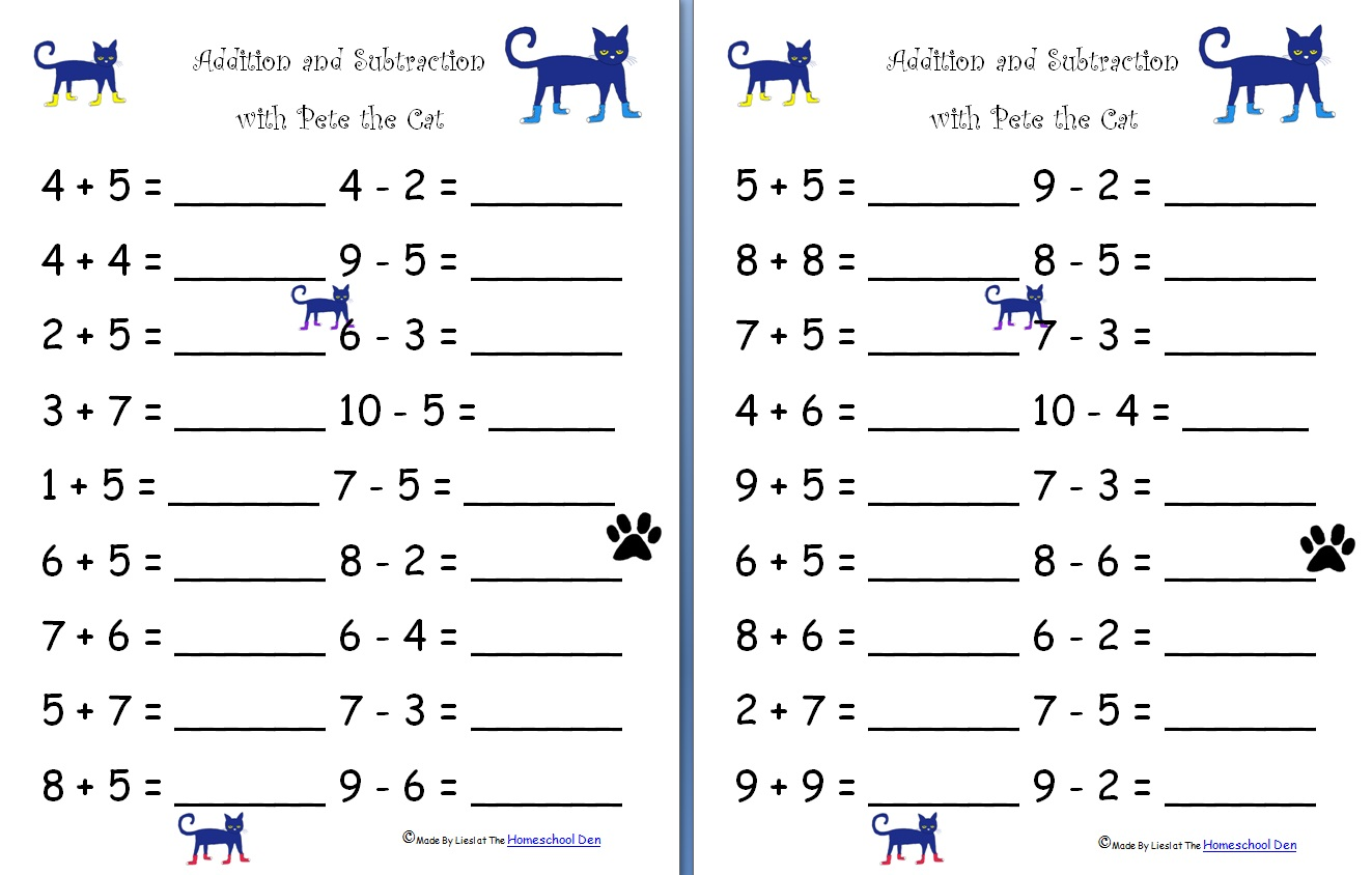 Worksheets For 7 Year Olds