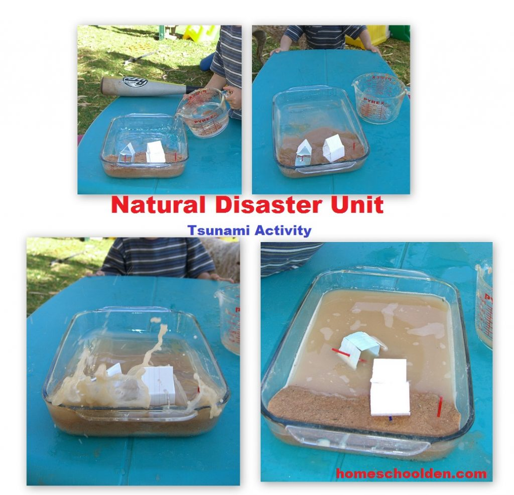 Natural Disasters Worksheets And Hands On Activity Ideas